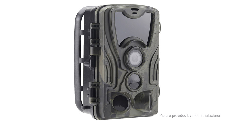 HC801A 1080p HD Infrared Hunting Trail Video Camera