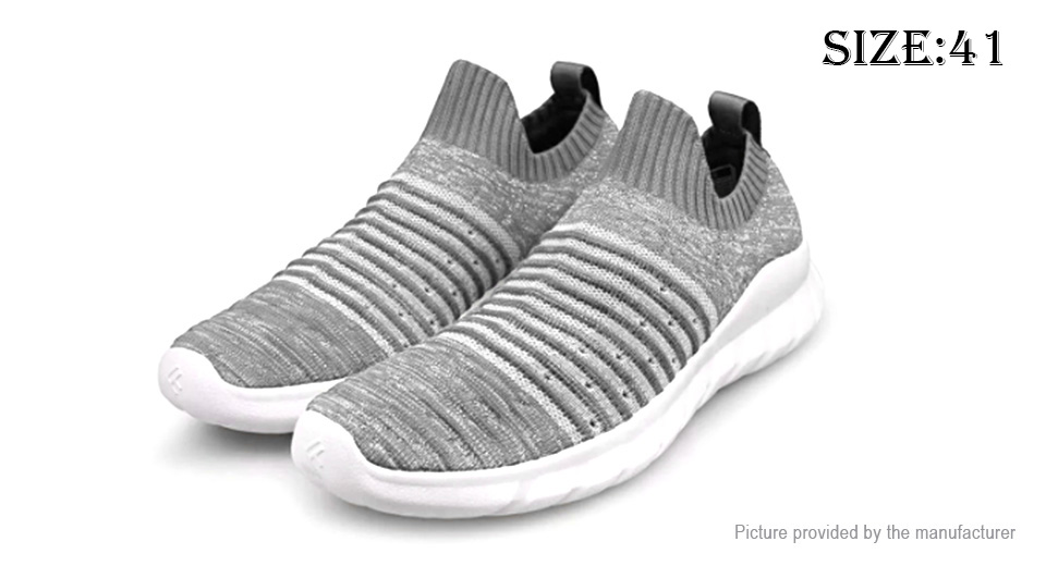 Authentic Xiaomi FREETIE Fly Knit Mens Sports Sneakers Walking Shoes (Size 41)
