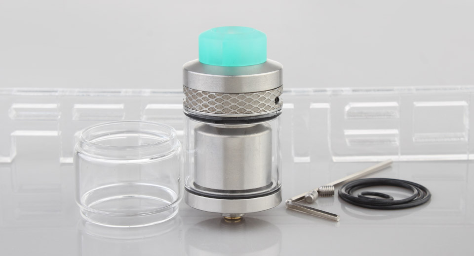 Serpent Elevate Styled RTA Rebuildable Tank Atomizer
