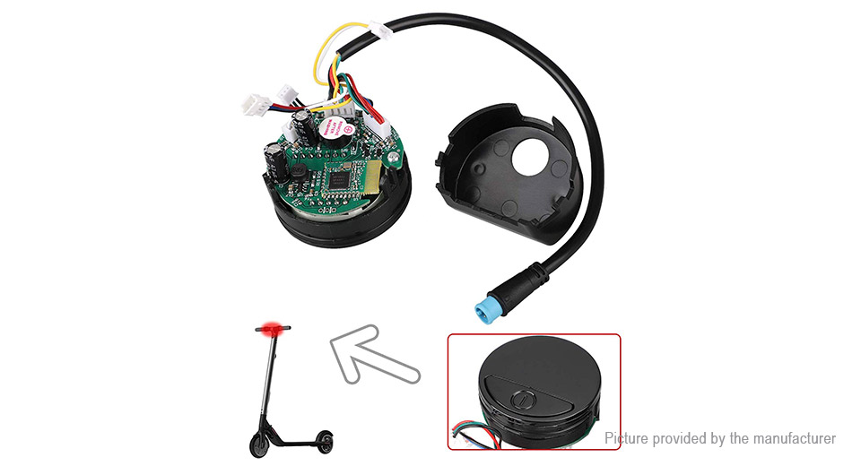 Replacement Dashboard Switch On-Off Assembly Circuit Board