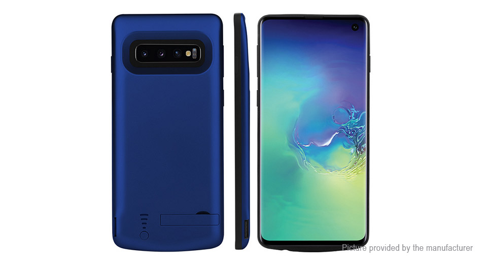 Rechargeable External Battery Back Case for Samsung Galaxy S10e (5000mAh)