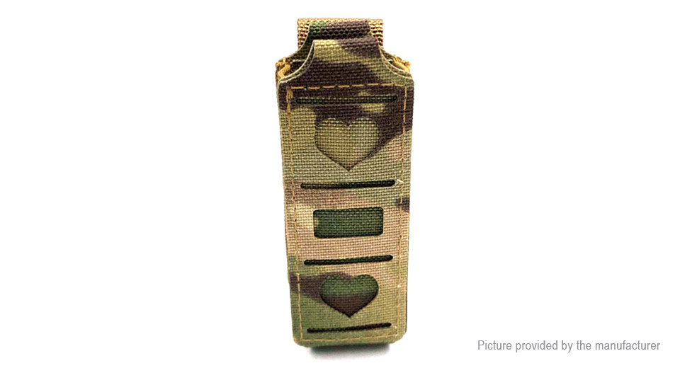 Outdoor CS MOLLE Tactical Bullet Clip Holster