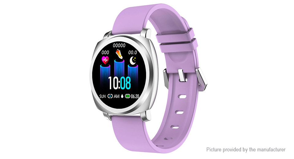 R02 1.22 Touch Screen Bluetooth V4.0 Sports Fitness Smart Watch