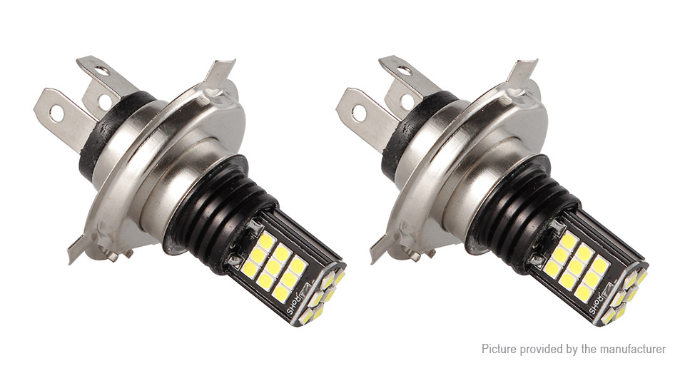 EagleVision EV11 H4/9003 LED Fog Light Car Headlight (Pair)