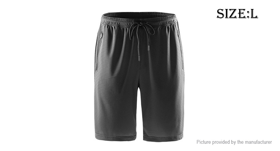 Authentic Xiaomi Youpin Uleemark Smooth Cool Sports Running Shorts (Size L)