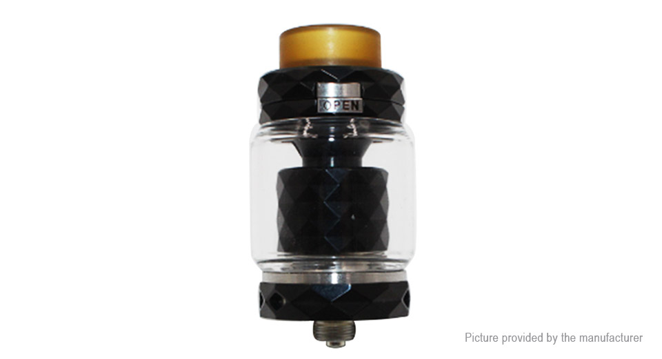 Authentic Marvec Priest V2 RTA Rebuildable Tank Atomizer