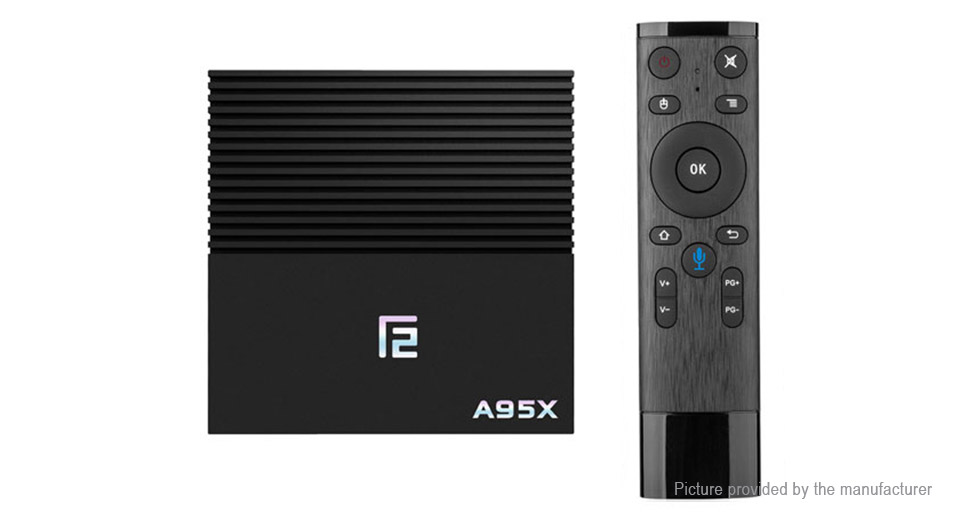 A95X F2 Quad-Core Pie TV Box (32GB/US)