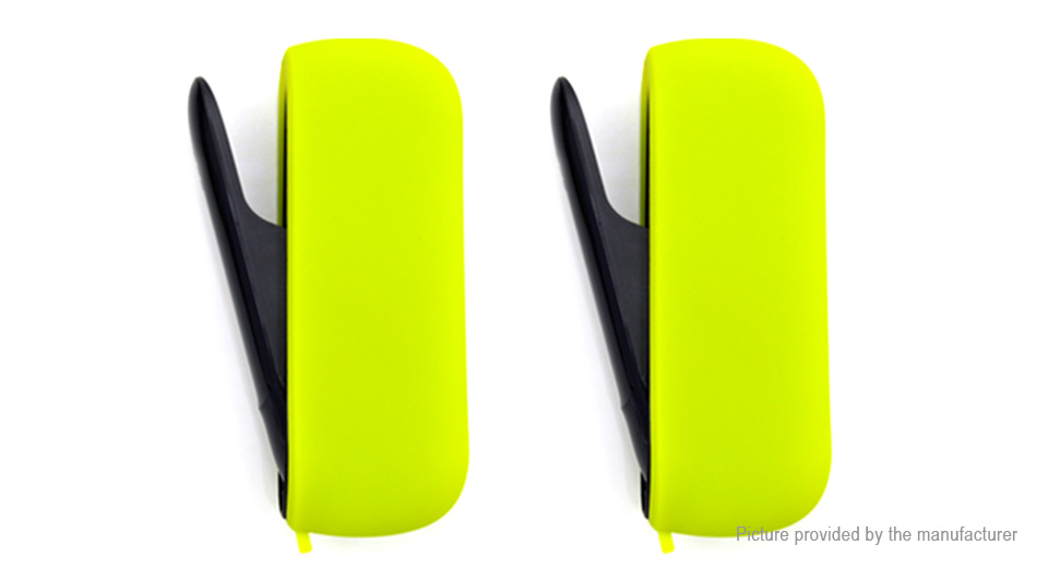 Protective Silicone Sleeve Case for iQOS 3.0 (2-Pack)
