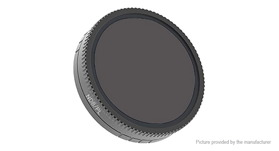 RCGEEK ND8-PL Camera Lens Filter for DJI Osmo Action