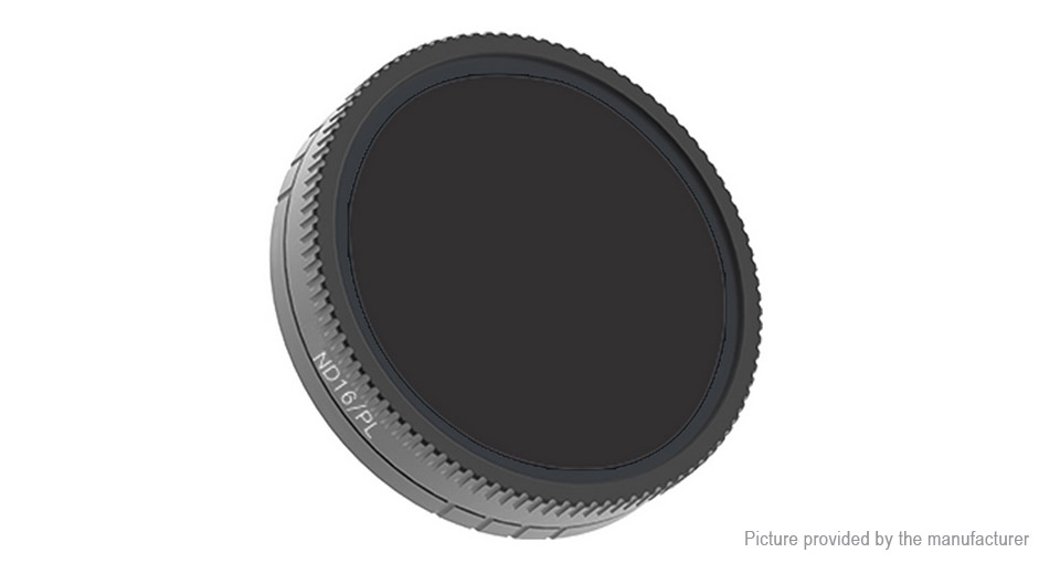 RCGEEK ND16-PL Camera Lens Filter for DJI Osmo Action