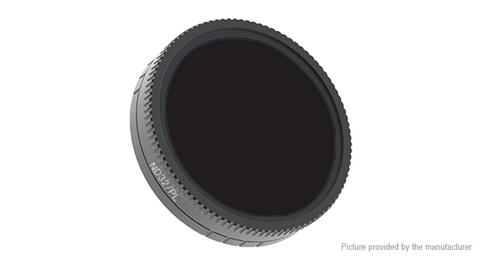 RCGEEK ND32-PL Camera Lens Filter for DJI Osmo Action