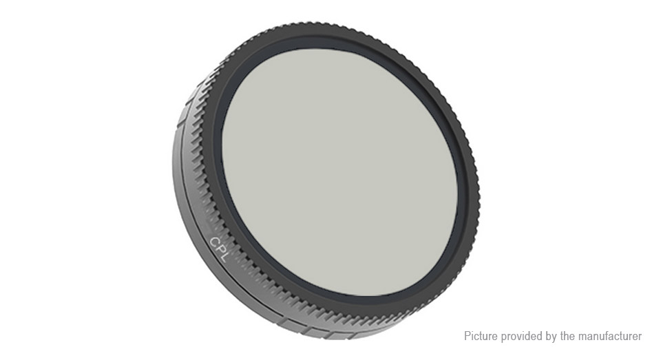 RCGEEK CPL Camera Lens Filter for DJI Osmo Action