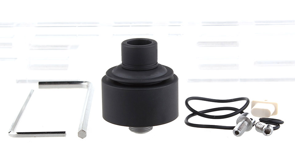 SXK Poet Styled RDA Rebuildable Dripping Atomizer
