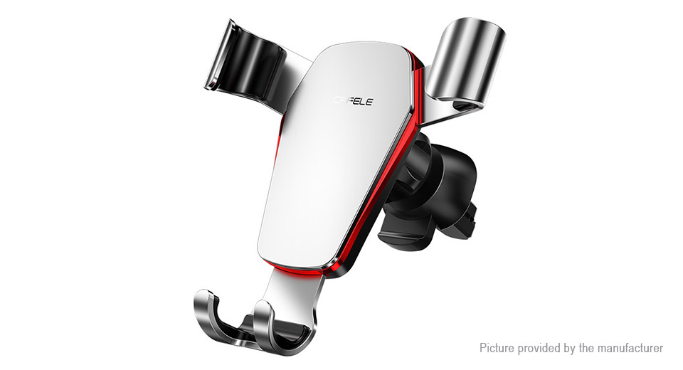 Cafele Car Air Vent Mount Gravity Linkage Cell Phone Holder Stand