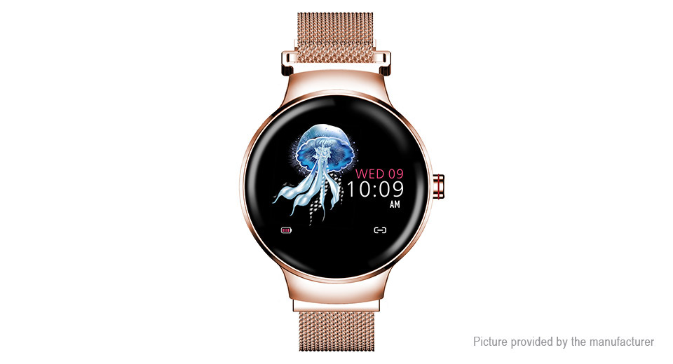 H5 1.04 IPS Touch Screen Bluetooth V4.0 Lady Smart Watch