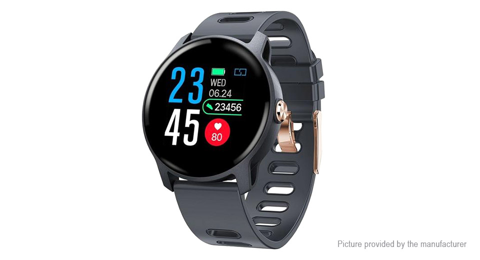 S08 1.3 IPS Touch Screen Bluetooth V4.0 Sports Smart Watch