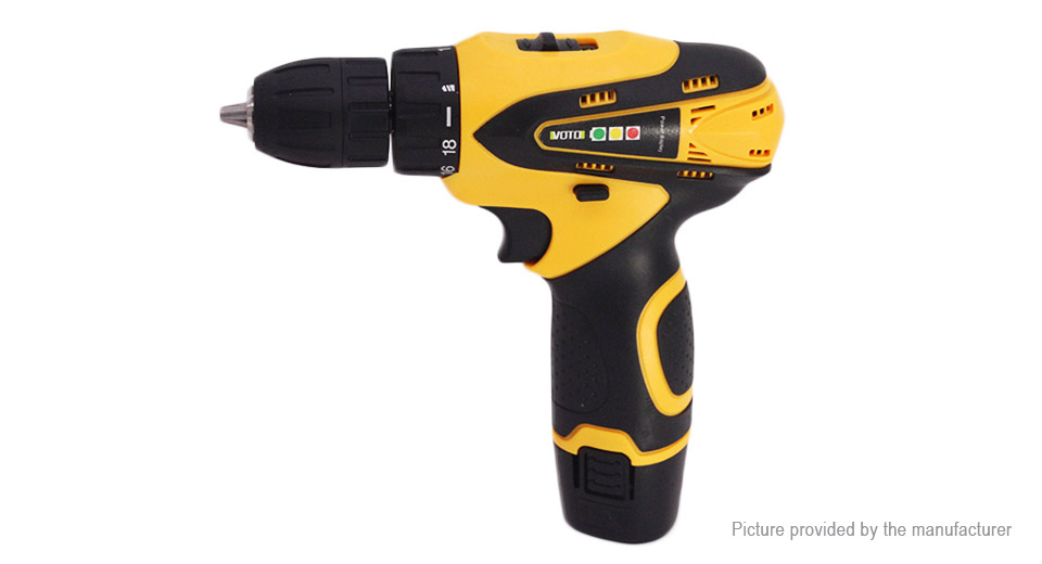 VOTO 12V Rechargeable Cordless Electric Screwdriver