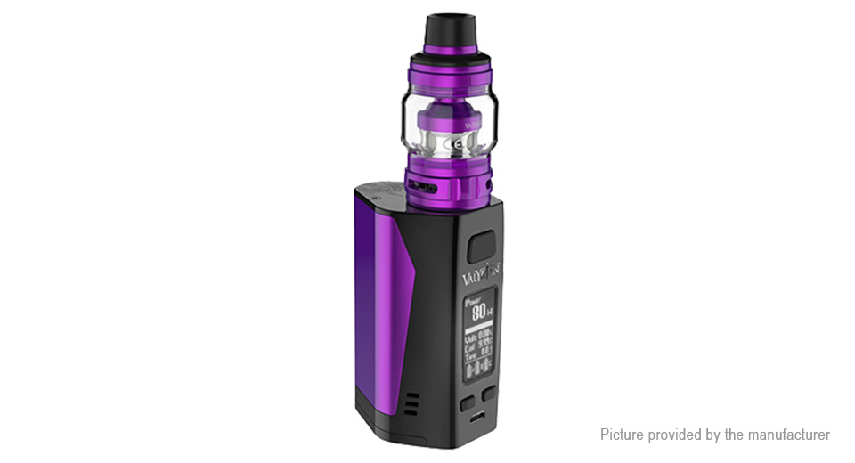 Authentic Uwell Valyrian 2 II 300W TC VW APV Box Mod Kit