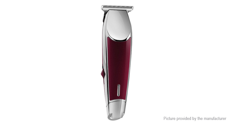 Aoke Rechargeable Electronic Professional Carving Hair Clipper Trimmer (US)