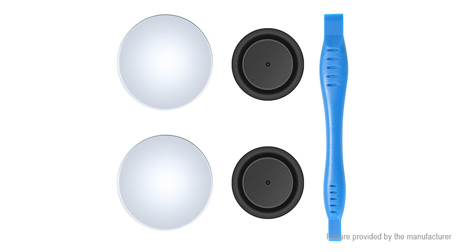 RAXFLY Car Safety Assistant Blind Spot Mirror Rearview Mirror (Pair)