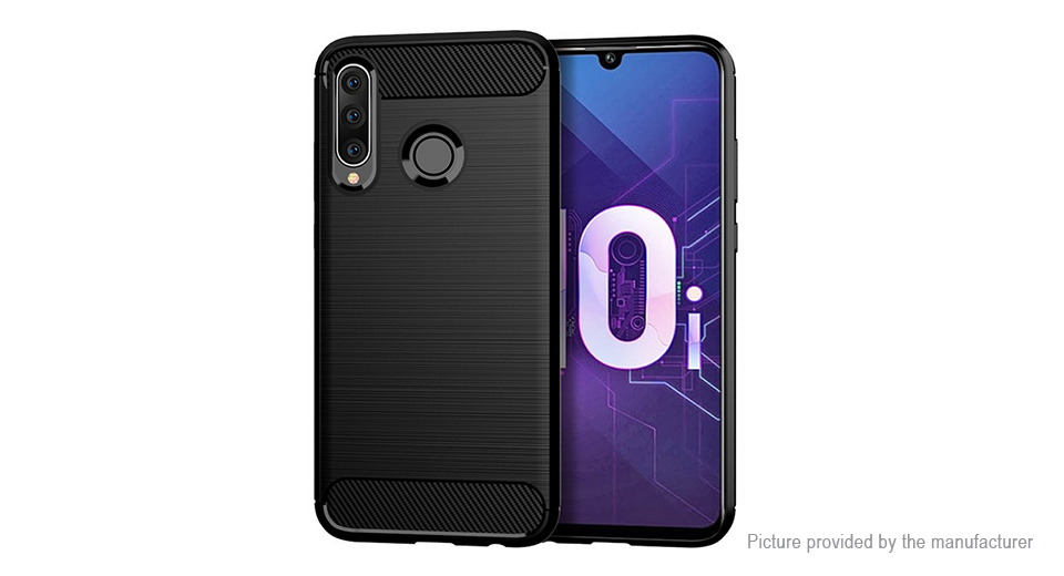 TPU Frosted Protective Back Case Cover for Huawei Honor 10i