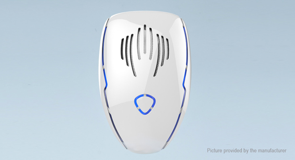 GETTER Ultrasonic Electronic Mosquito Repellent Mouse Pest Repeller (US)