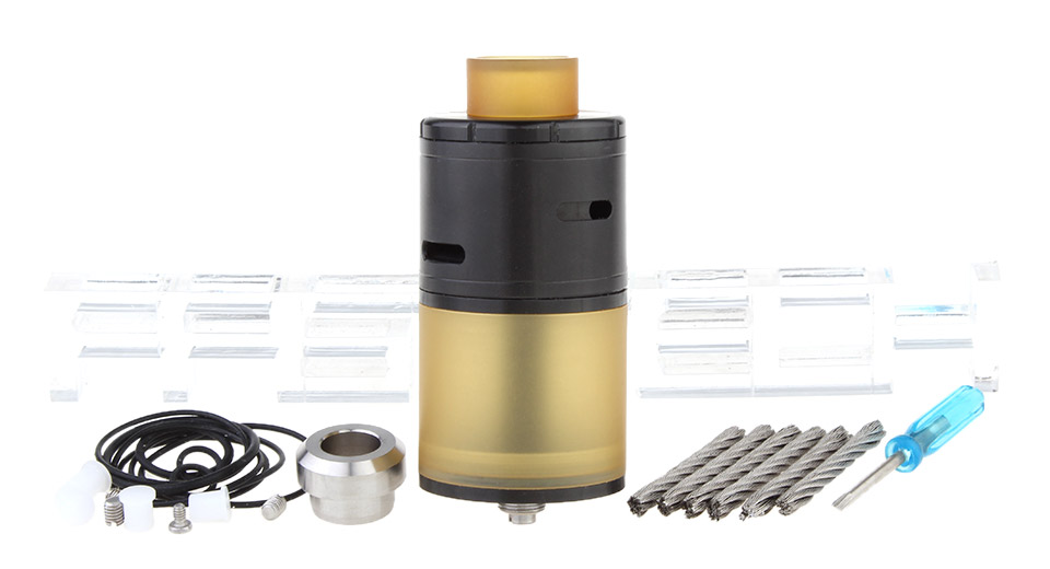 ST VG Extreme Styled RTA Rebuildable Tank Atomizer