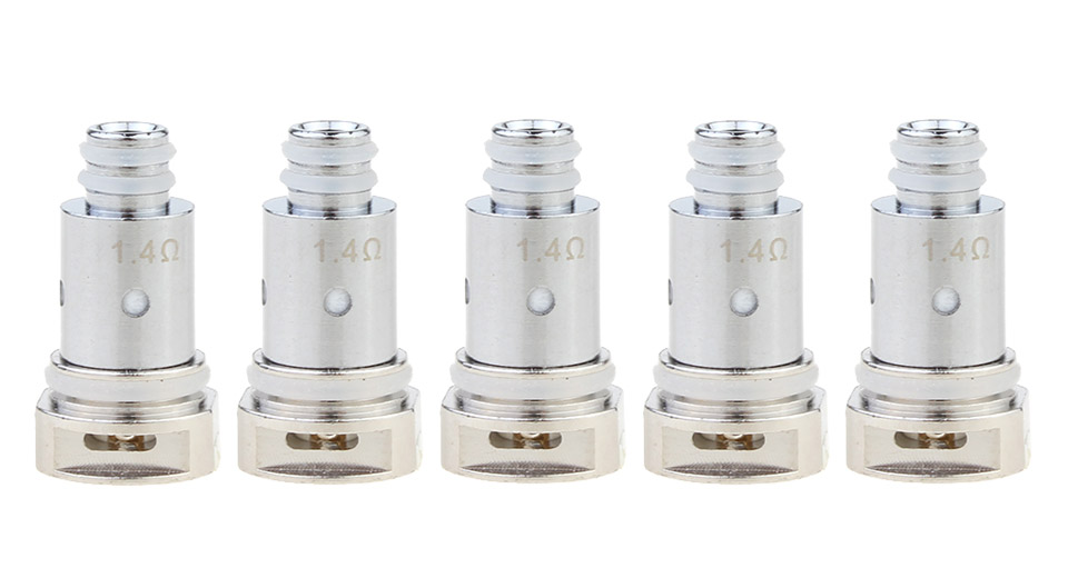 Replacement Coil Head for Smoktech SMOK Nord (5-Pack)