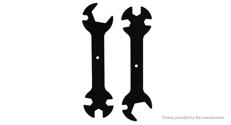 5-in-1 Multifunctional Wrench for 3D Printer CNC Engraving Machine (2-Pack)