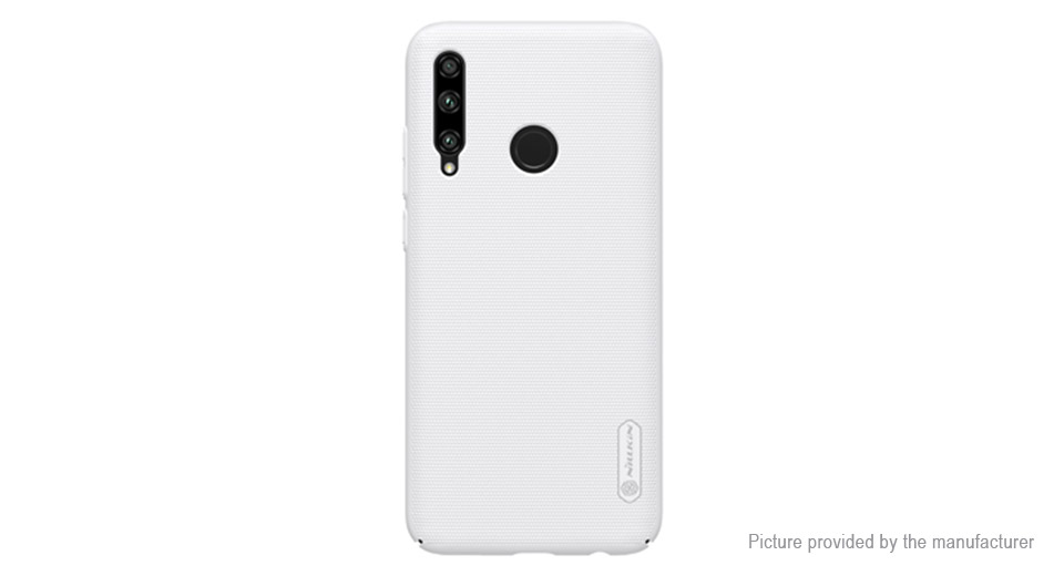 Nillkin Frosted Shield PC Protective Back Case Cover for Huawei Honor 20i