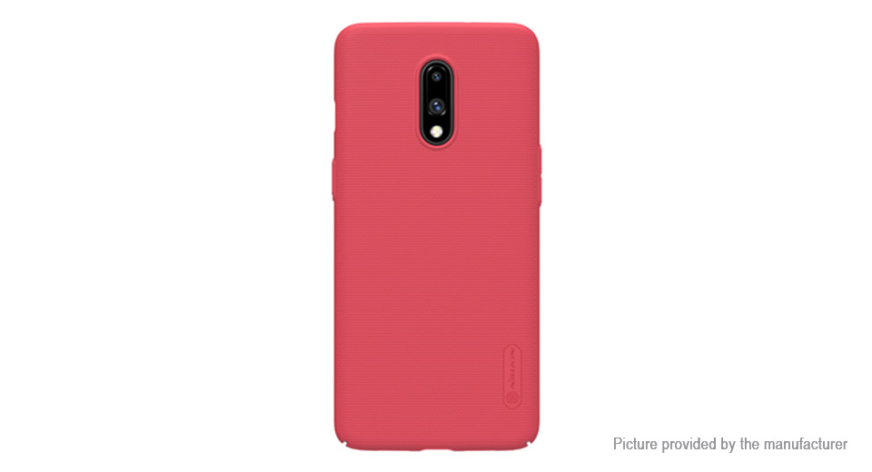 Nillkin Frosted Shield PC Protective Back Case for OnePlus 7