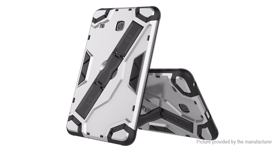 Hybrid Shield Armor Case Protective Cover for Samsung Galaxy Tab E 8.0 T378