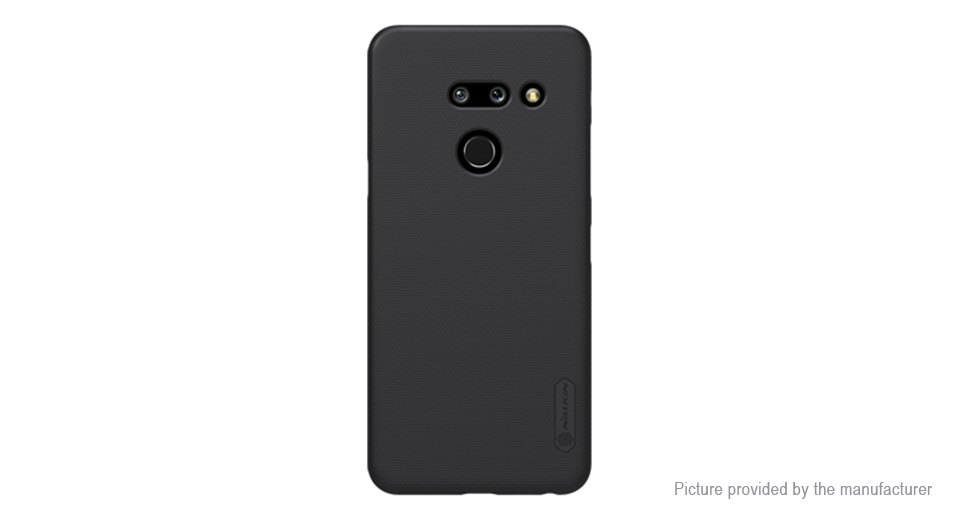 Nillkin Frosted Shield PC Protective Back Case for LG G8 ThinQ
