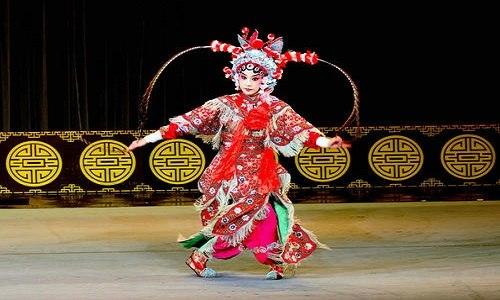 中國戲劇種類 - 發條視頻