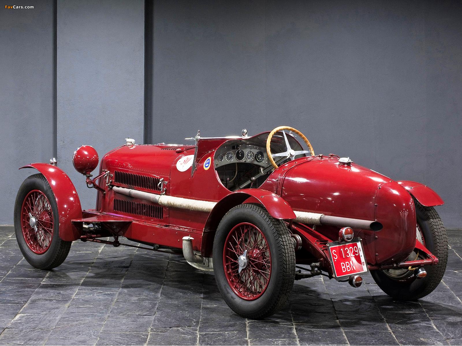 Wallpapers Of Alfa Romeo 8C 2300 Monza 19321933 1600x1200