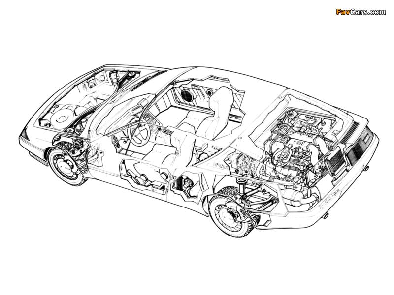 Renault Alpine GTA V6 Turbo (1985–1991) wallpapers (800x600)