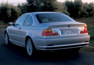 BMW 328Ci Coupe (E46) 1999–2000 wallpapers