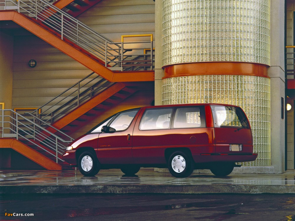 medium resolution of chevrolet lumina apv 1989 93 wallpapers 1024 x 768