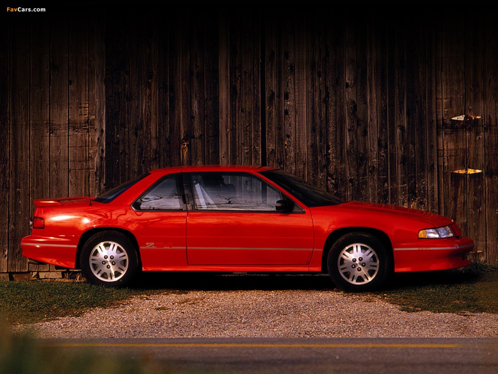 medium resolution of pictures of chevrolet lumina z34 coupe 1992 95 1280 x 960