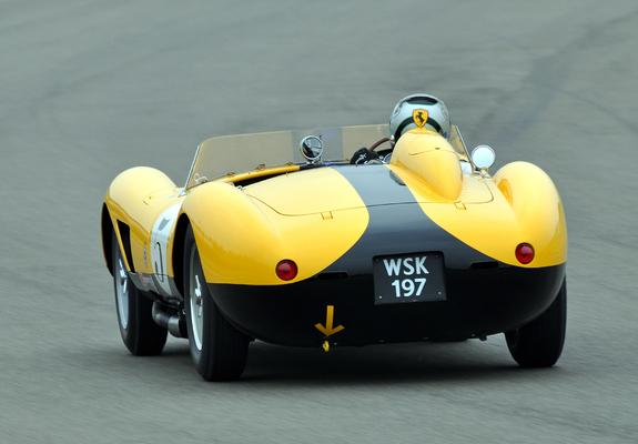 Ferrari 250 Testarossa Scaglietti Spyder 195758 Images