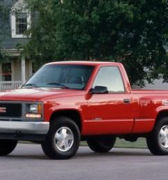 pictures of gmc sierra regular cab work truck 1992 98 1280 x 960  [ 1280 x 960 Pixel ]