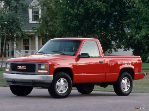 small resolution of pictures of gmc sierra regular cab work truck 1992 98 1280 x 960