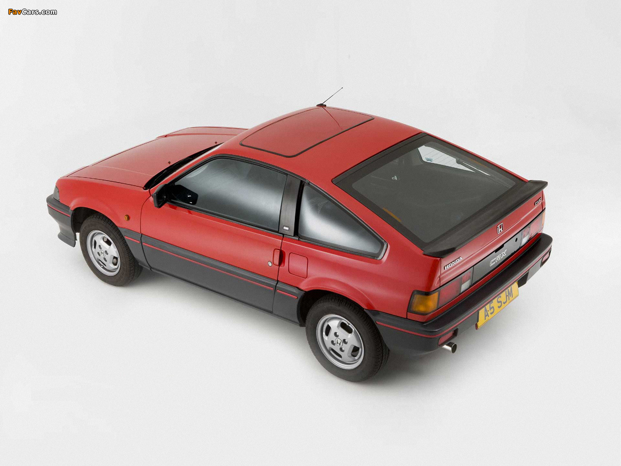hight resolution of honda civic crx uk spec 1984 87 wallpapers 1280 x 960