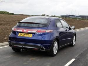 Honda Civic Hatchback UKspec (FN) 2008–10 photos (2048x1536)
