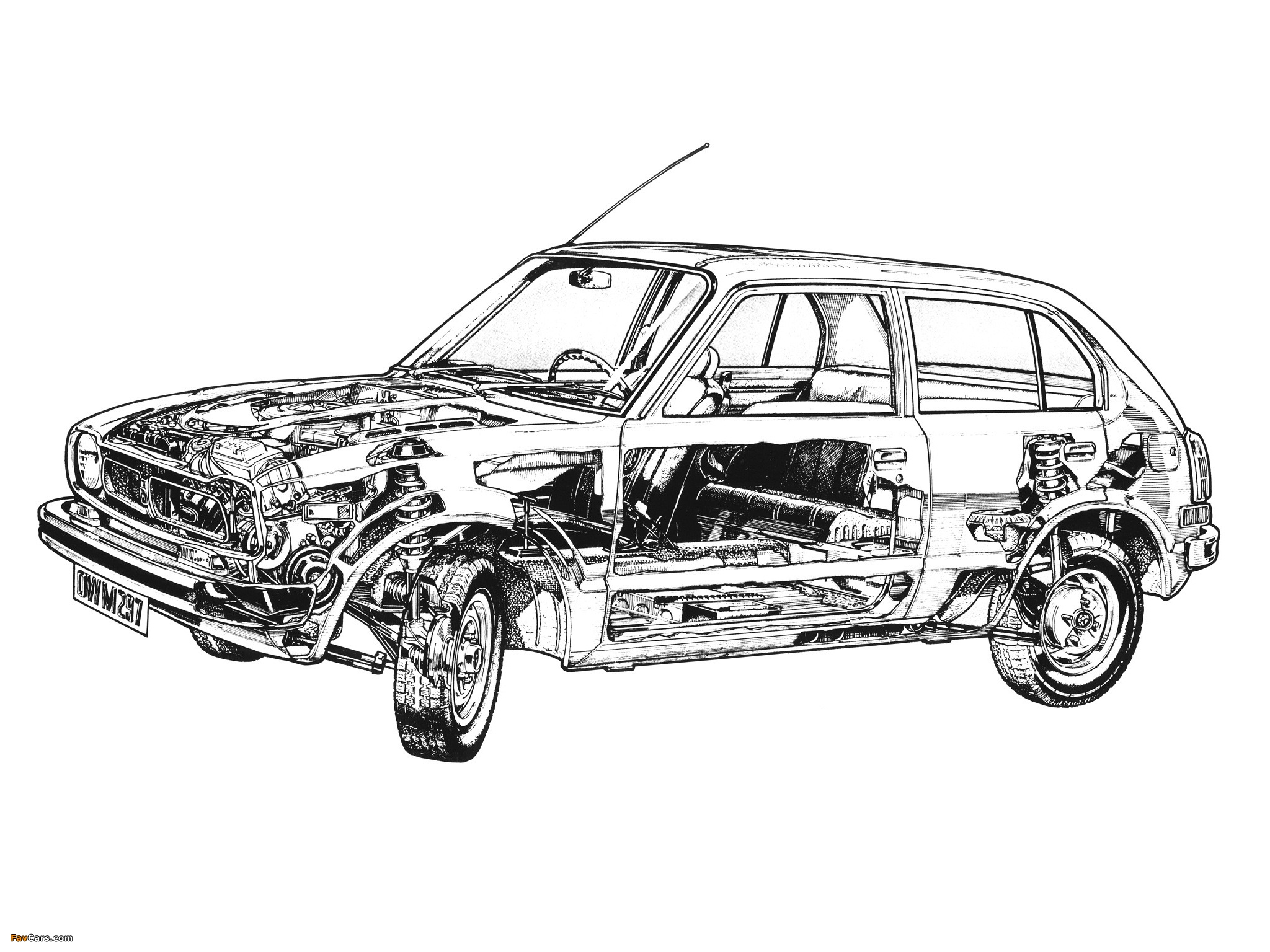 Images Of Honda Civic 4 Door 78 X