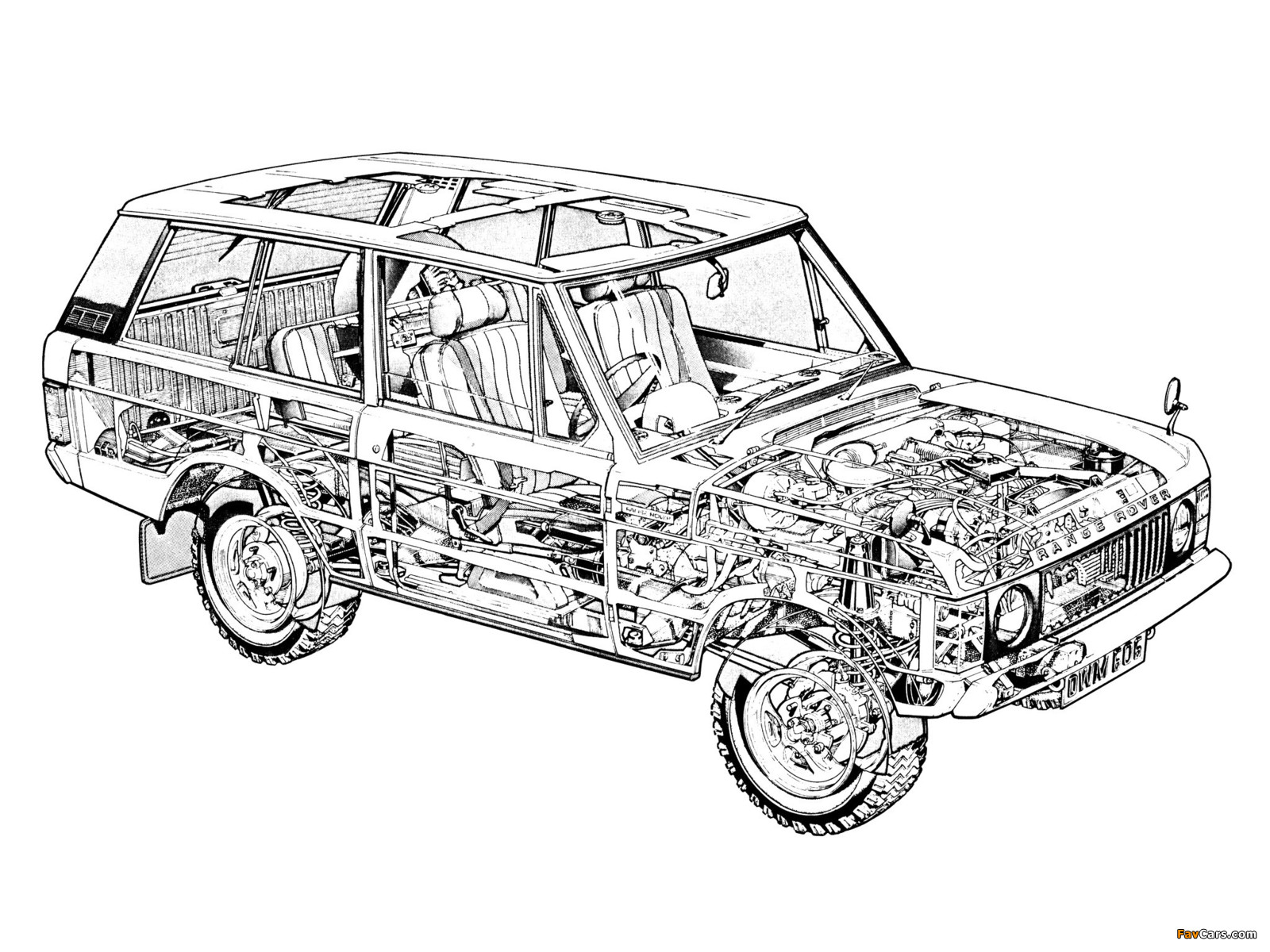 Range Rover 3-door 1970–86 images (1600x1200)