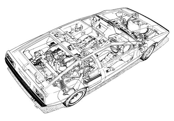 Lotus Esprit 1976–78 pictures