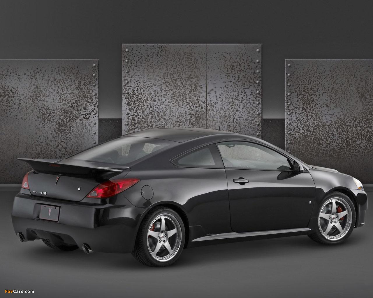 hight resolution of pontiac g6 gxp street edition coupe 2007 09 photos 1280 x 1024