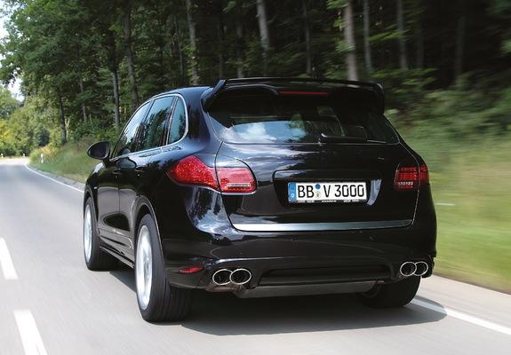 Techart Porsche Cayenne S Diesel 958 2012 Wallpapers