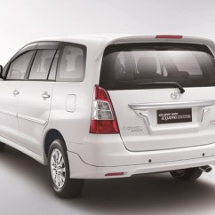 All New Kijang Innova Silver Suspensi Toyota Grand 2011 Pictures
